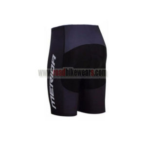 2017 Team MERIDA Bike Shorts Bottoms Black Green