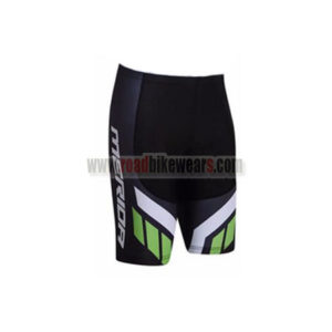 2017 Team MERIDA Cycle Shorts Bottoms Black Green