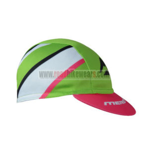 2017 Team MERIDA Riding Cap Hat Green Pink