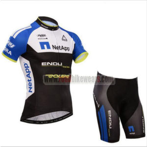 2017 Team NetApp Cycle Kit Black Blue White
