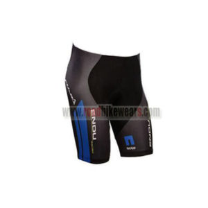 2017 Team NetApp Cycle Shorts Bottoms Black Blue