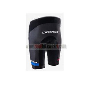 2017 Team ORBEA Biking Shorts Bottoms Black Blue Red