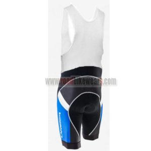 2017 Team ORBEA Riding Bib Shorts Bottoms Black Blue