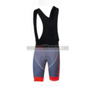 2017 Team Tinkoff Riding Bib Shorts Bottoms Grey Red