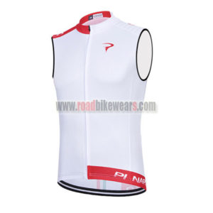 2015 Team PINARELLO Riding Apparel Cycle Sleeveless Jersey Tank Top Maillot  Cycliste White Red 3b8c2c6ed