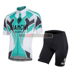 2016 Team BIANCHI MILANO Bike Kit White Blue