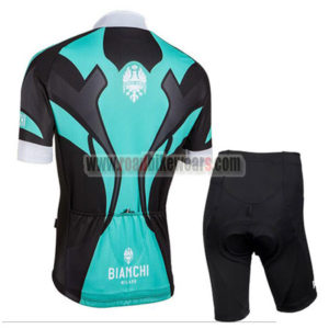 2016 Team BIANCHI MILANO Riding Kit Blue Black