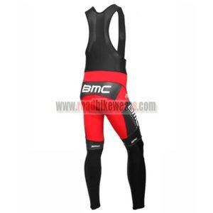 2016 Team BMC Bicycle Long Bib Pants Tights
