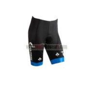 2016 Team GAZPROM COLNAGO Bike Shorts Bottoms Black Blue
