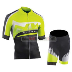 2016 Team NW Northwave Bike Kit Light Green Black