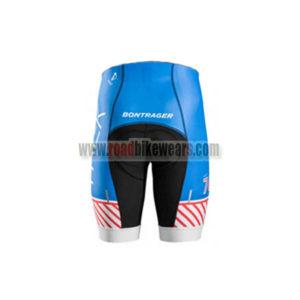 2016 Team TREK BONTRAGER Biking Shorts Bottoms Blue Red White