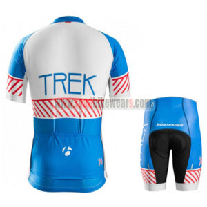2016 Team TREK Cycle Kit Blue Red White