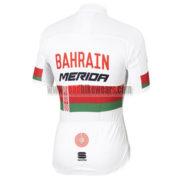 2017 Team BAHRAIN MERIDA Riding Jersey Maillot Shirt White