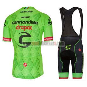 2017 Team Cannondale drapac Riding Bib Kit
