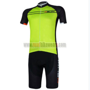 2017 Team NALINI Biking Clothing Cycle Jersey and Padded Shorts Roupas  Bicicleta Green Black  400295007