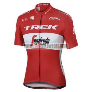 7b1d848c07d 2017 Team TREK Segafredo Austraila Champion Riding Clothing Biking Jersey  Top Shirt Maillot Cycliste Red White