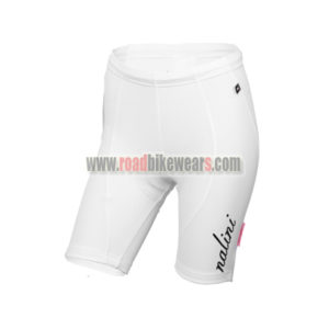 2015 Team Nalini Women s Lady Cycling Shorts Bottoms White ... 6f7c9b96a