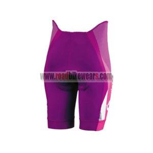 2015 Team SCOTT Women's Lady Biking Shorts Bottoms Purple White