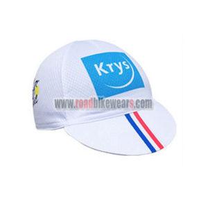 2016 Team Tour de France Krys Riding Cap Hat White