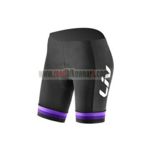 2017 Liv Womens Riding Shorts Bottoms Black Purple