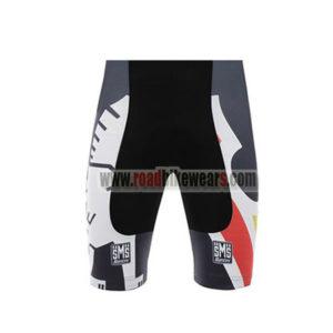 2017 Team Cinelli CHROME Cycling Shorts Bottoms Black White