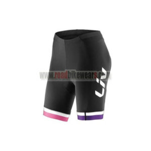 2017 Team Liv Womens Lady Biking Shorts Black Pink Purple