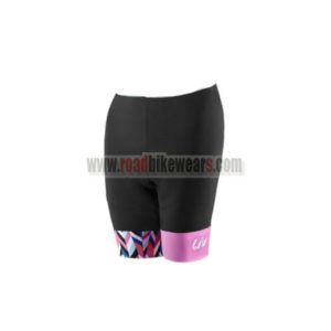 2017 Team Liv Womens Lady Cycle Shorts Bottoms Black Oubj Colorful