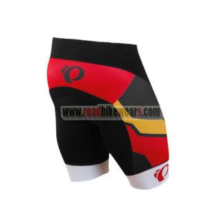 2017 Team PEARL IZUMI Biking Shorts Bottoms Black Red White