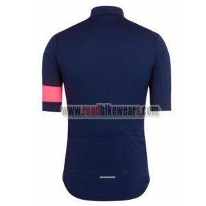 2017 Team Rapha Bicycle Jersey Maillot Shirt Blue Pink