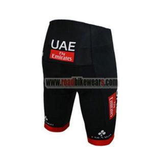 2017 Team UAE Fly Emirates Riding Shorts Bottoms Black
