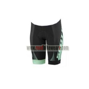 2017 Team SCOTT Womens Lady Cycle Shorts Bottoms Black Green