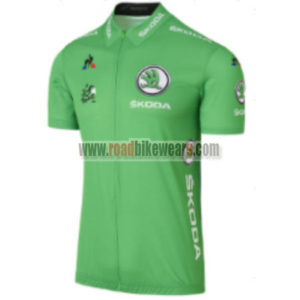 2017 Tour de France Cycling Jersey Maillot Shirt Green