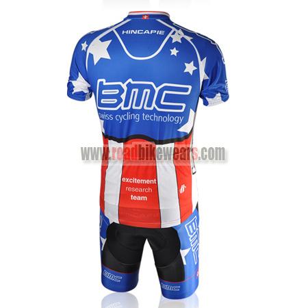 877bd966f 2010 Team BMC HINCAPIE Riding Kit Blue Red · 2010 Team BMC HINCAPIE Bike ...