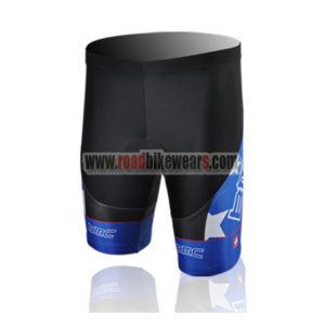 2010 Team BMC HINCAPIE Riding Shorts Bottoms Blue Black