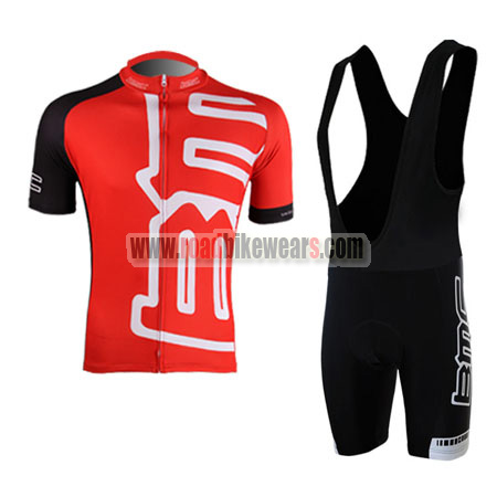 c409e4fb9 2011 Team BMC Biking Outfit Cycle Jersey and Padded Bib Shorts ...