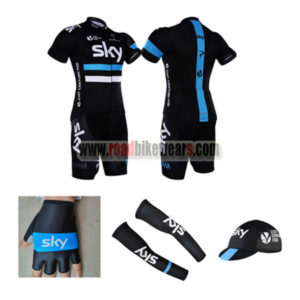 2016 Team SKY Pro Riding Set 5 pieces