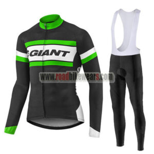 1abceccec ... Thermal Fleece Long Sleeves Jersey… Select options Select options ·  2017 Team GIANT Cycling Long Bib Suit Black White Green