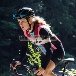2017 Team Rapha Womens Cycling Long Jersey   Shorts