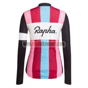 2017 Team Rapha Womens Riding Long Jersey