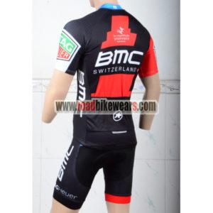 2018 Team BMC Bike Kit Red Black