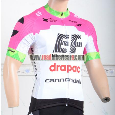 2018 Team EF drapac cannondale Cycle Apparel Biking Jersey Top Shirt ... 859ce493b
