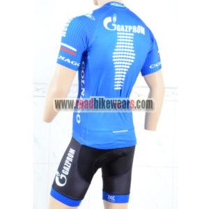 ... 2018 Team GAZPROM COLNAGO Biking Kit Blue 5ac81f05b