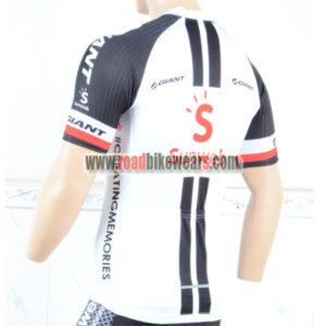 2018 Team Sunweb GIANT Biking Jersey Shirt White Black
