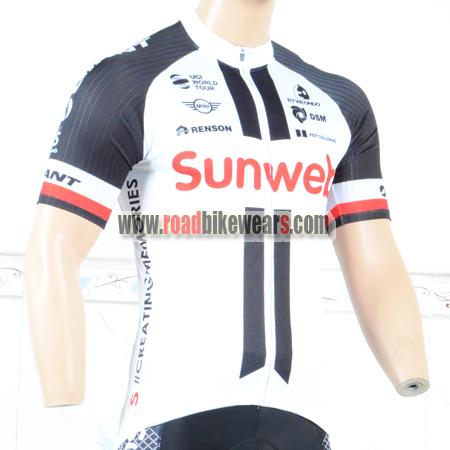 2018 Team Sunweb GIANT Cycle Apparel Biking Jersey Top Shirt Maillot ... 2f29f7e92
