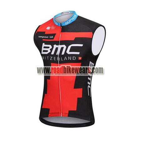 393775fda 2018 Team BMC Riding Apparel Biking Sleeveless Jersey Tank Top ...