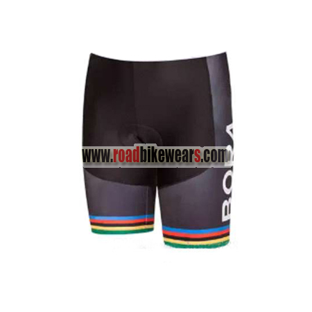 Cycling Skinsuits · Cycling T-shirts. Search for. 2018 Team BORA hansgrohe  UCI Champion Cycle Shorts Bottoms Black Rainbow 952862f30