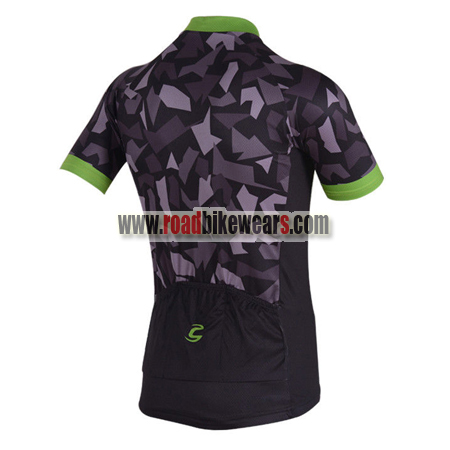 2018 Team Cannondale Cycle Outfit Biking Jersey Top Shirt Maillot ... eea2b4153