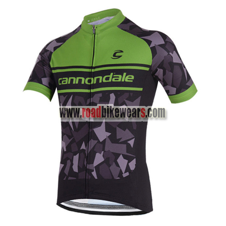 2018 Team Cannondale Cycle Outfit Biking Jersey Top Shirt Maillot ... 5bb025eaa