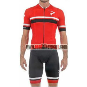 2018 Team PINARELLO Riding Wear Cycle Jersey and Padded Shorts Roupas  Bicicleta Red a0b35adf0