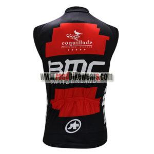 ... 2017 Team BMC Riding Tank Top Sleeveless Vest Jersey Red Black 55ba6ec70